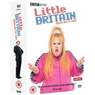 Little Britain - Serie 1 - 3 (UK-import) (DVD)