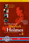 The Adventures Of Sherlock Holmes - Volum 2 (DVD)