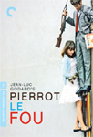 Pierrot Le Fou - Criterion Collection (DVD - SONE 1)