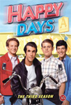 Happy Days - Sesong 3 (DVD)