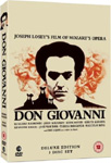 Wolfgang Amadeus Mozart - Don Giovanni (UK-import) (DVD)