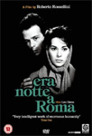 Era Notte A Roma (UK-import) (DVD)