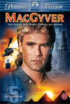 MacGyver - Sesong 5 (DVD)