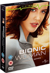 The Bionic Woman - The Complete Series (UK-import) (DVD)
