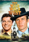 The Wild Wild West - Sesong 4 (DVD - SONE 1)