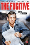 The Fugitive - Sesong 1 Del 2 (DVD)