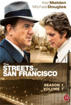 The Streets Of San Francisco - Sesong 1 Del 1 (DVD)
