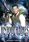 The Untouchables - Sesong 1 Del 1 (DVD)