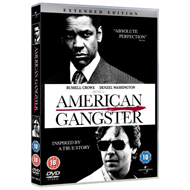 American Gangster - Extended Edition (UK-import) (DVD)