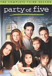 Party Of Five - Sesong 3 (DVD - SONE 1)