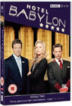 Hotel Babylon - Sesong 2 (UK-import) (DVD)