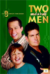 Two And A Half Men - Sesong 3 (DVD)