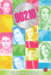 Beverly Hills 90210 - Sesong 4 (UK-import) (DVD)