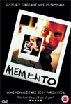 Memento (UK-import) (DVD)