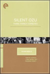 Silent Ozu - Three Family Comedies - Eclipse Series 10 (DVD - SONE 1)