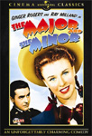 The Major And The Minor (DVD - SONE 1)