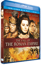 The Fall Of The Roman Empire (Blu-ray + DVD)