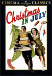 Christmas In July (DVD - SONE 1)