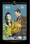 The Great Moment (UK-import) (DVD)