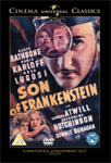 Son Of Frankenstein (UK-import) (DVD)