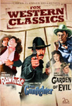 Produktbilde for Fox Western Classics (DVD - SONE 1)