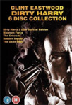 The Dirty Harry Collection (UK-import) (DVD)