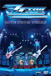 ZZ Top - Live From Texas (UK-import) (DVD)