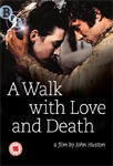 A Walk With Love And Death (UK-import) (DVD)