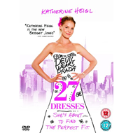 27 Dresses (UK-import) (DVD)