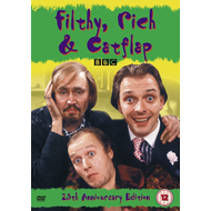 Filthy, Rich & Catflap - 25th Anniversary Edition (UK-import) (DVD)