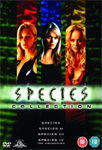 Produktbilde for The Species Collection (UK-import) (DVD)