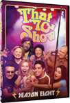 That '70s Show - Sesong 8 (DVD - SONE 1)