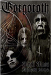 Gorgoroth - Black Mass Krakow 2004 Limited Metalpack Edition (DVD)