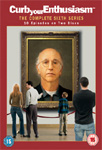 Curb Your Enthusiasm - Sesong 6 (UK-import) (DVD)