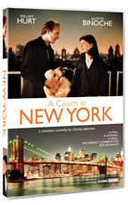 A Couch In New York (DVD)