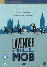 The Lavender Hill Mob (UK-import) (DVD)