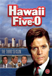Hawaii Five-O - Sesong 3 (DVD)