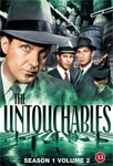 The Untouchables - Sesong 1 Del 2 (DVD)