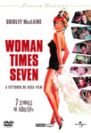 Woman Times Seven (UK-import) (DVD)