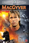 MacGyver - Sesong 6 (DVD)