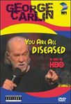 George Carlin - You Are All Diseased (DVD - SONE 1)
