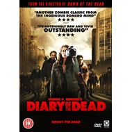 Diary Of The Dead (UK-import) (DVD)