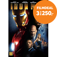 Produktbilde for Iron Man (DVD)