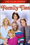 Family Ties - Sesong 3 (DVD - SONE 1)