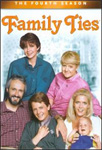 Family Ties - Sesong 4 (DVD - SONE 1)
