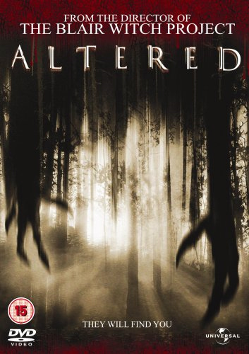Altered (UK-import) (DVD)