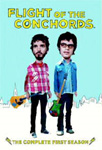 Flight Of The Conchords - Sesong 1 (UK-import) (DVD)