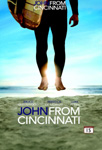 John From Cincinnati - Sesong 1 (UK-import) (DVD)