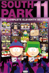 South Park - Sesong 11 (UK-import) (DVD)