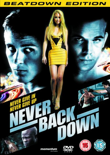 Never Back Down (UK-import) (DVD)